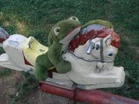 15 Kermit on Ride