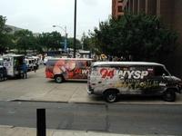 11 Radio Station Vans