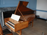 17 State House Harpsichord