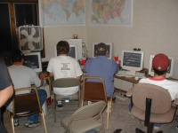 The Mighty Stonebrook Lan Party.  Quake 3 was the game.