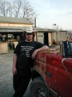 More muddy truck.