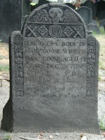 02 Mother Goose Tombstone