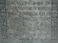 03 Mother Goose Tombstone