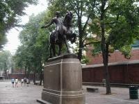 09 Paul Revere on Horse
