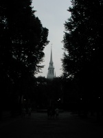 10 Old North Church Steeple