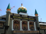 More of the corn palace.