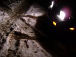 Slush/mud.  RX-7.  Bad.