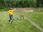 Highlight for Album: Ames Three Gun Match - May 2007. Photos from Dan.