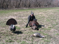 Highlight for Album: First Turkey - April 14, 2008